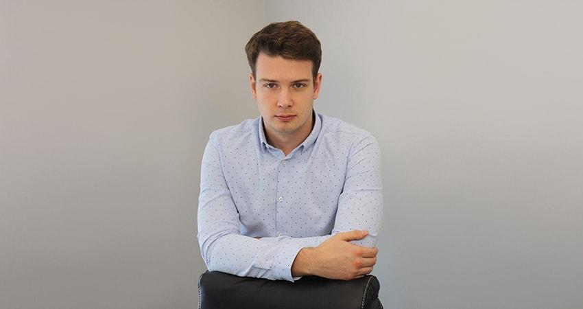 """Андрій Цурган - головний редактор видання """"Наука та метрика"""""""