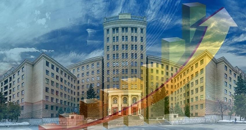 Українські ЗВО в QS World University Rankings 2021