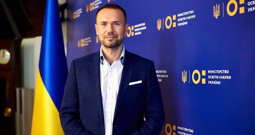 Сергій Шкарлет - новий очільник МОН