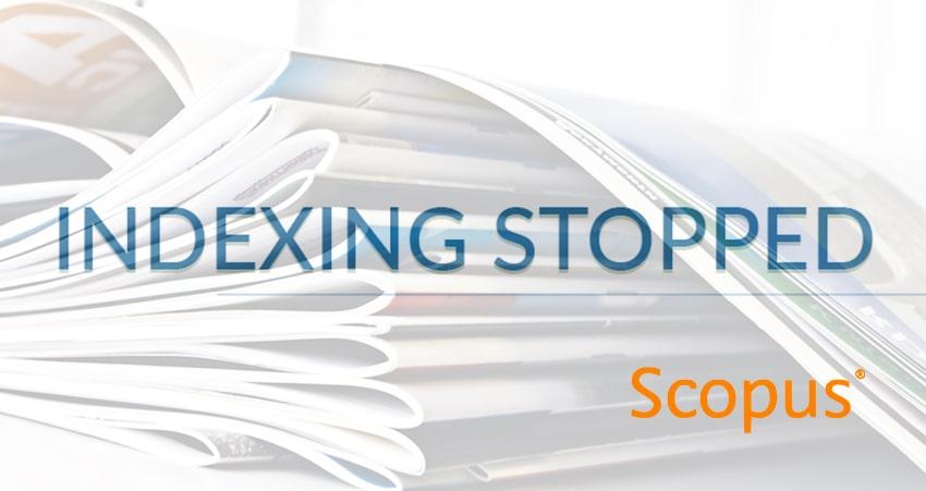 Вміст бази даних Scopus оновлено. Яким журналам припинено індексацію?