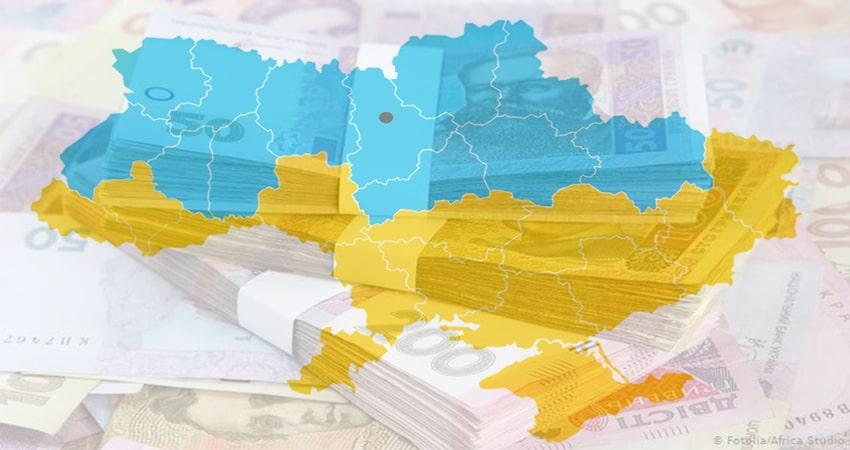 Як фінансується науково-технічна діяльність в регіонах України?