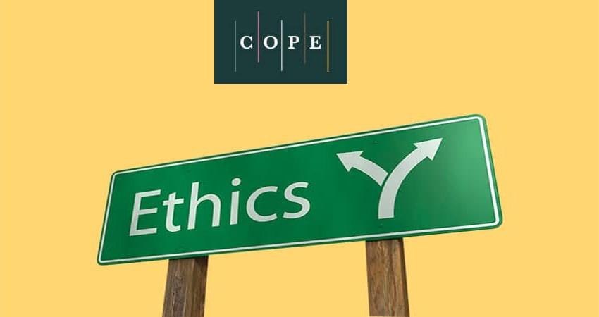 COPE – міжнародний форум, що допомагає вирішувати етичні проблеми у науково-публікаційній сфері