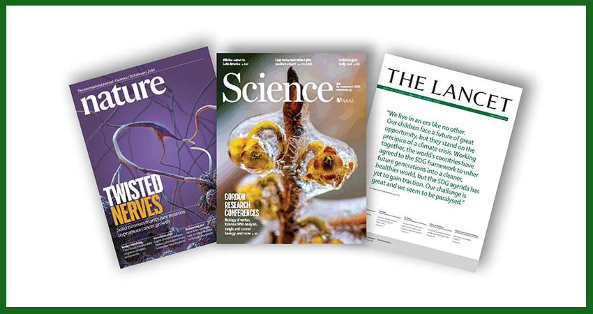 Як публікуватися в журналі, що має великий науковий вплив?
